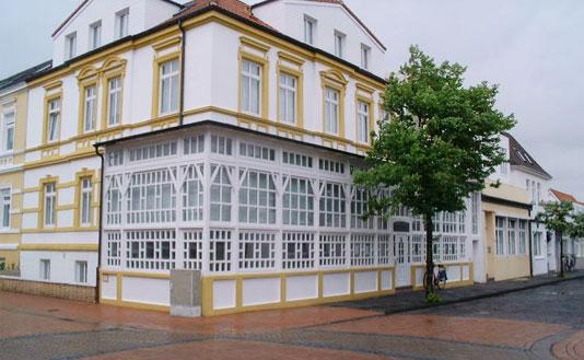 Haus am Weststrand